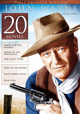 20 FILM GREAT AMERICAN WESTERNS:JOHN BY WAYNE,JOHN (DVD)