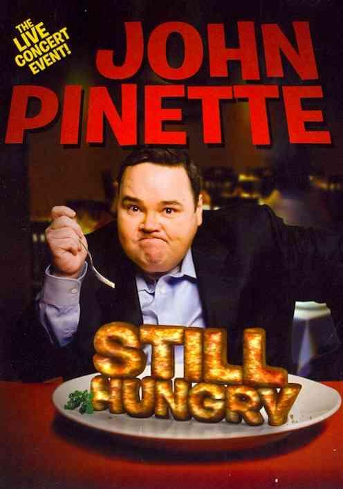 JOHN PINETTE:STILL HUNGRY BY PINETTE,JOHN (DVD)